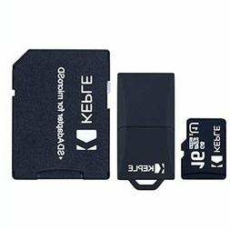 16GB MicroSD Memory Card Compatible With Kidizoom Camera Pix