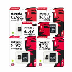 Kingston Micro SD 16GB 32GB 64GB 128GB SDHC UHS-I Class 10 8