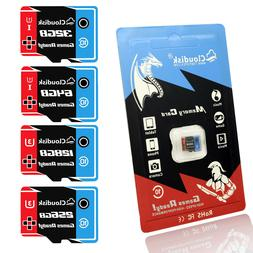 Cloudisk Games Ready Memory Cards 256GB 128GB 64GB Micro SD