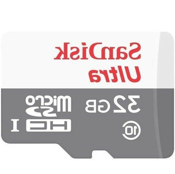 Sandisk Ultra Micro SD Card 16G 64G 128G 10