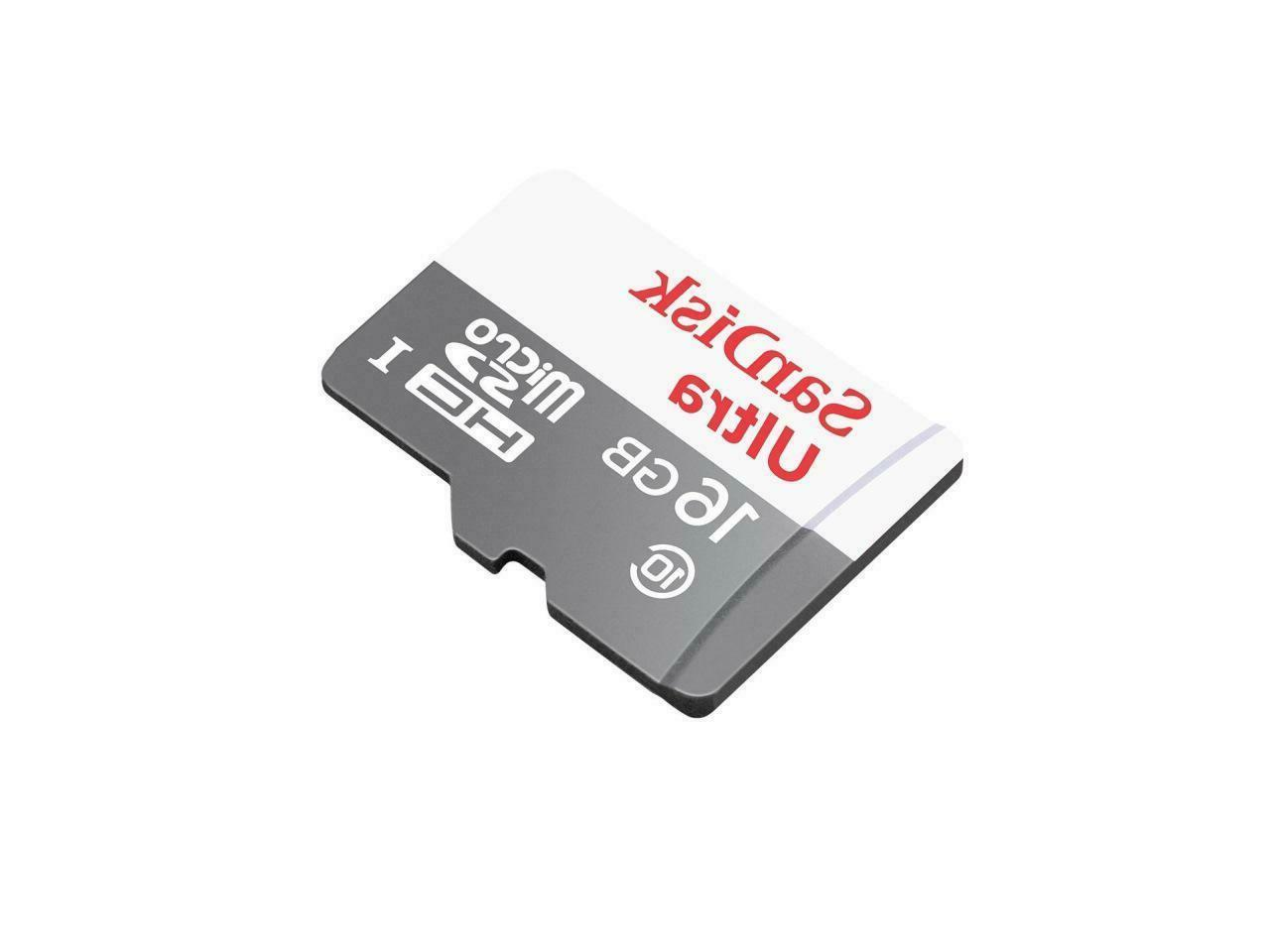 Sandisk Ultra Micro SD Card 16G 64G 128G TF