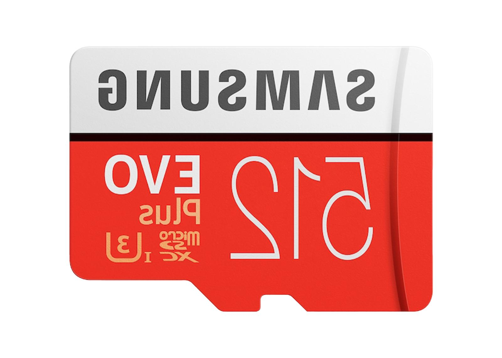 micro sd card evo plus 64gb 128gb