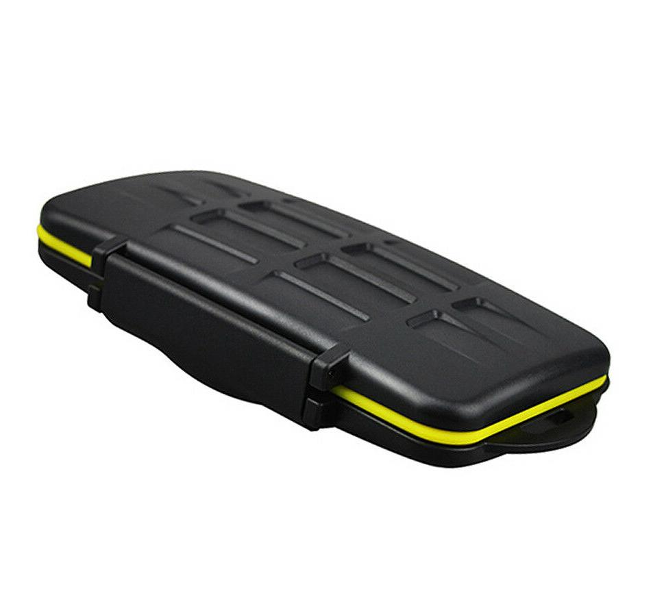 JJC Water-Resistant Card Case x SD 12 x Micro