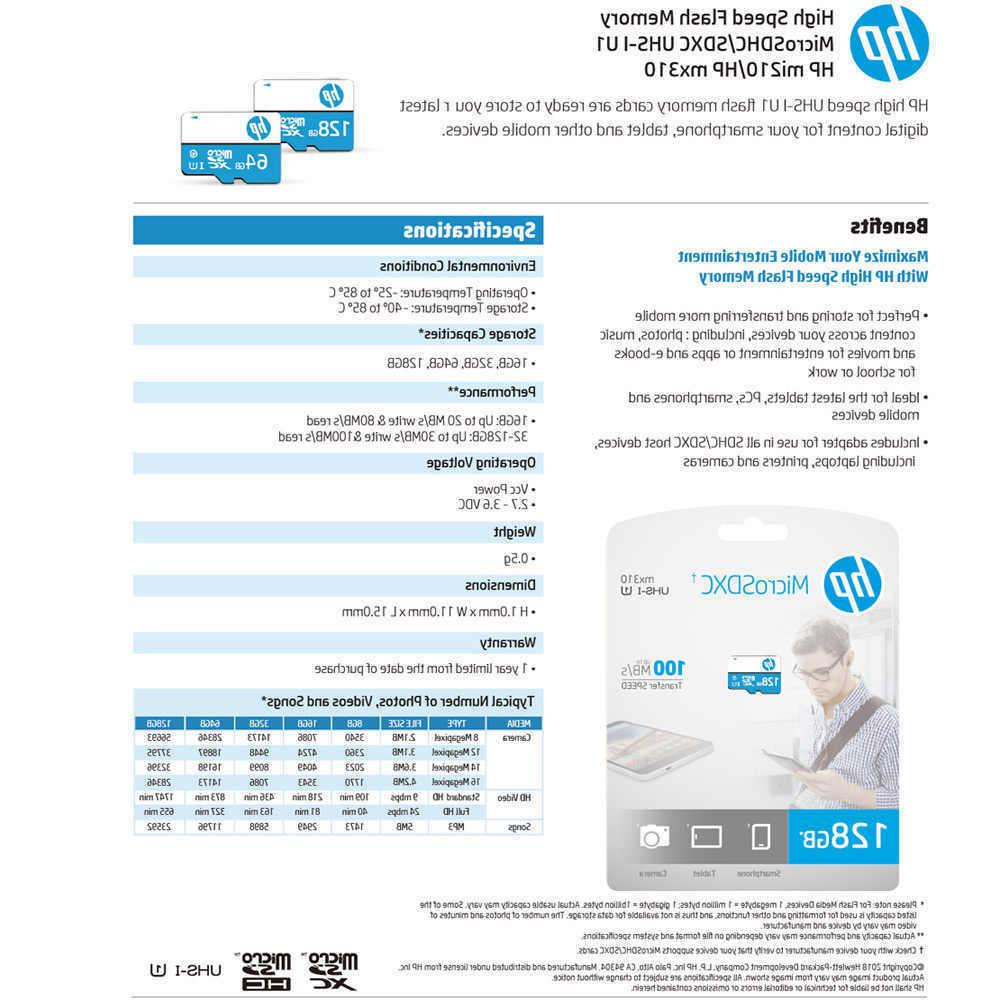 HP Class Card with