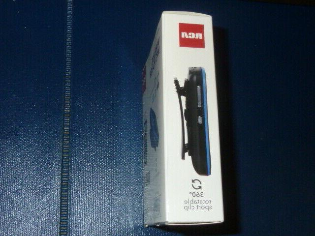 RCA Wireless Bluetooth Card Rechargeable NEW