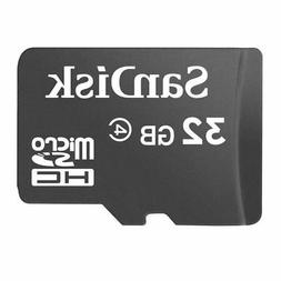 San Disk Micro SD Card 32GB Memory For All New Amazon Kindle
